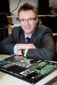 Chris Pallett, MD of Bespoke Computing, says SMEs are being stifled by a lack of IT knowledge