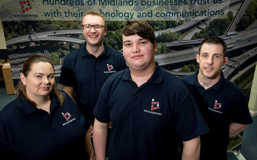 New recruits support growth for Bespoke Computing